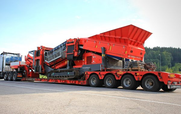 Flatbed, Heavy & Specialized